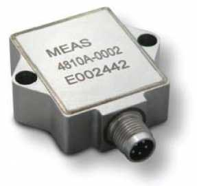 TE Connectivity - 4810A (Accelerometer)